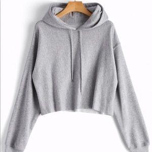 Zaful Cropped Sweatshirt